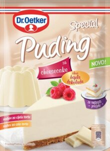 Special Puding za cheesecake