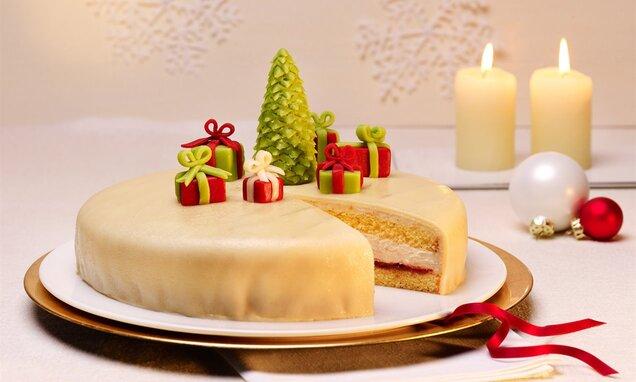 Torta s cimetom i mascarpone kremom