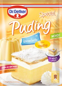 Special Puding