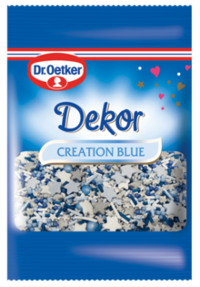 Mini Dekor Creation Blue